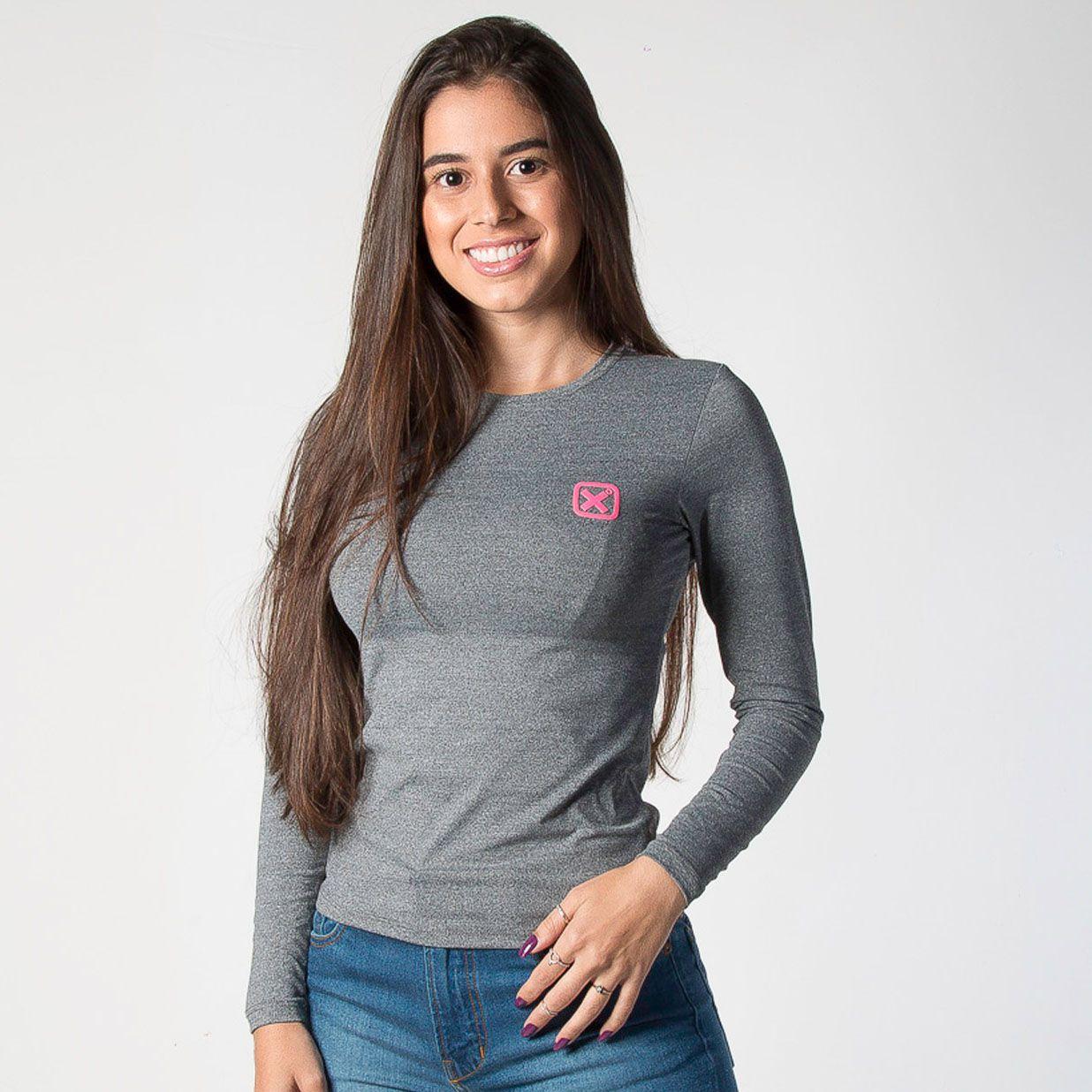 Camiseta TXC X- Sweat Mescla 4628