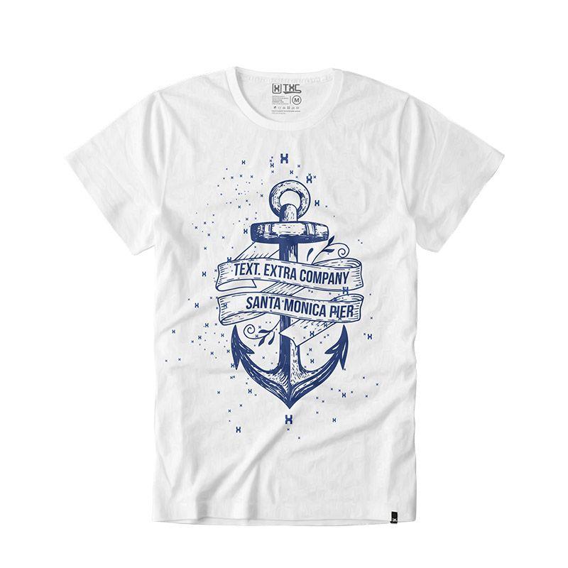 Camiseta TXC  Brand branca 1115