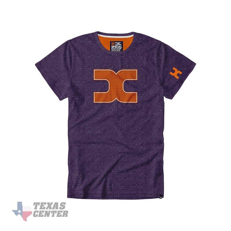 Camiseta TXC  Brand roxo mescla 1156