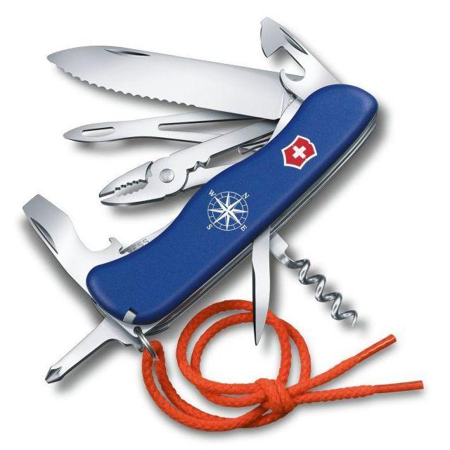 Canivete Victor Inox Skipper Pro Azul