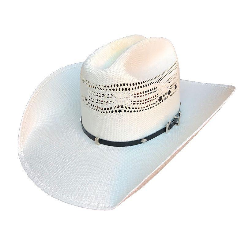 Chapéu de palha Texas center Bangora
