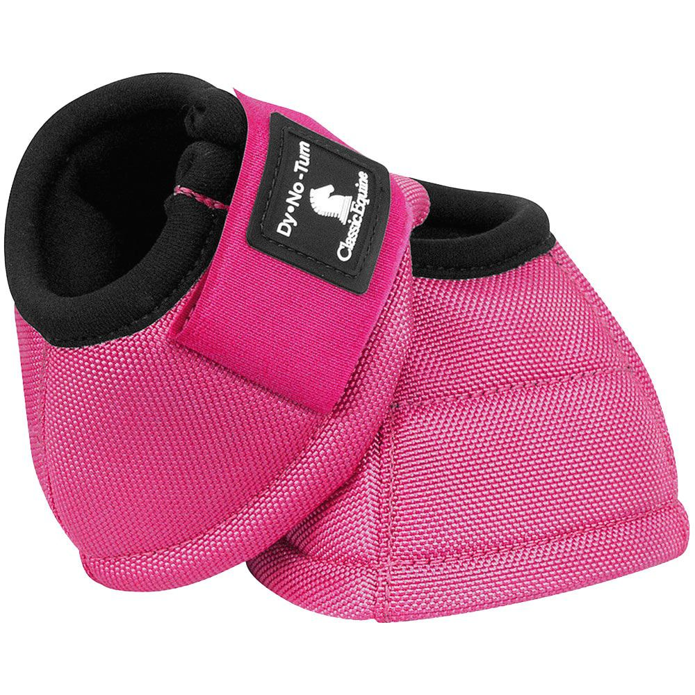 Cloche Classic Equine Dynohyde No-Turn Rosa Pink