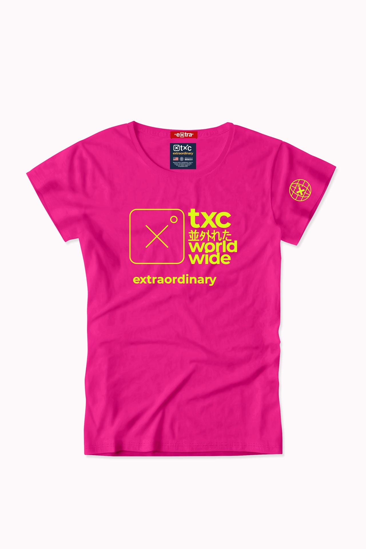 Camiseta TXC Brand 4710