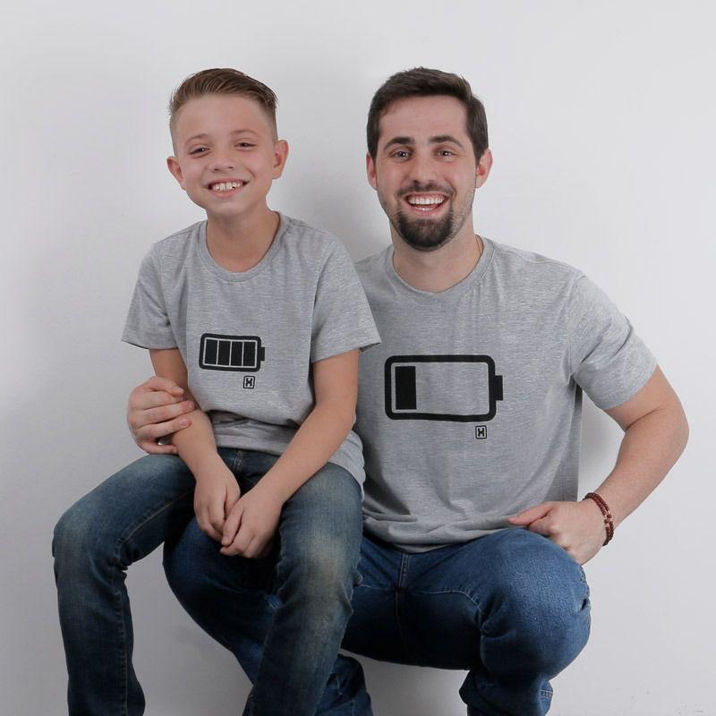 Camiseta  Infantil TXC Brand  Pai e Filho 004