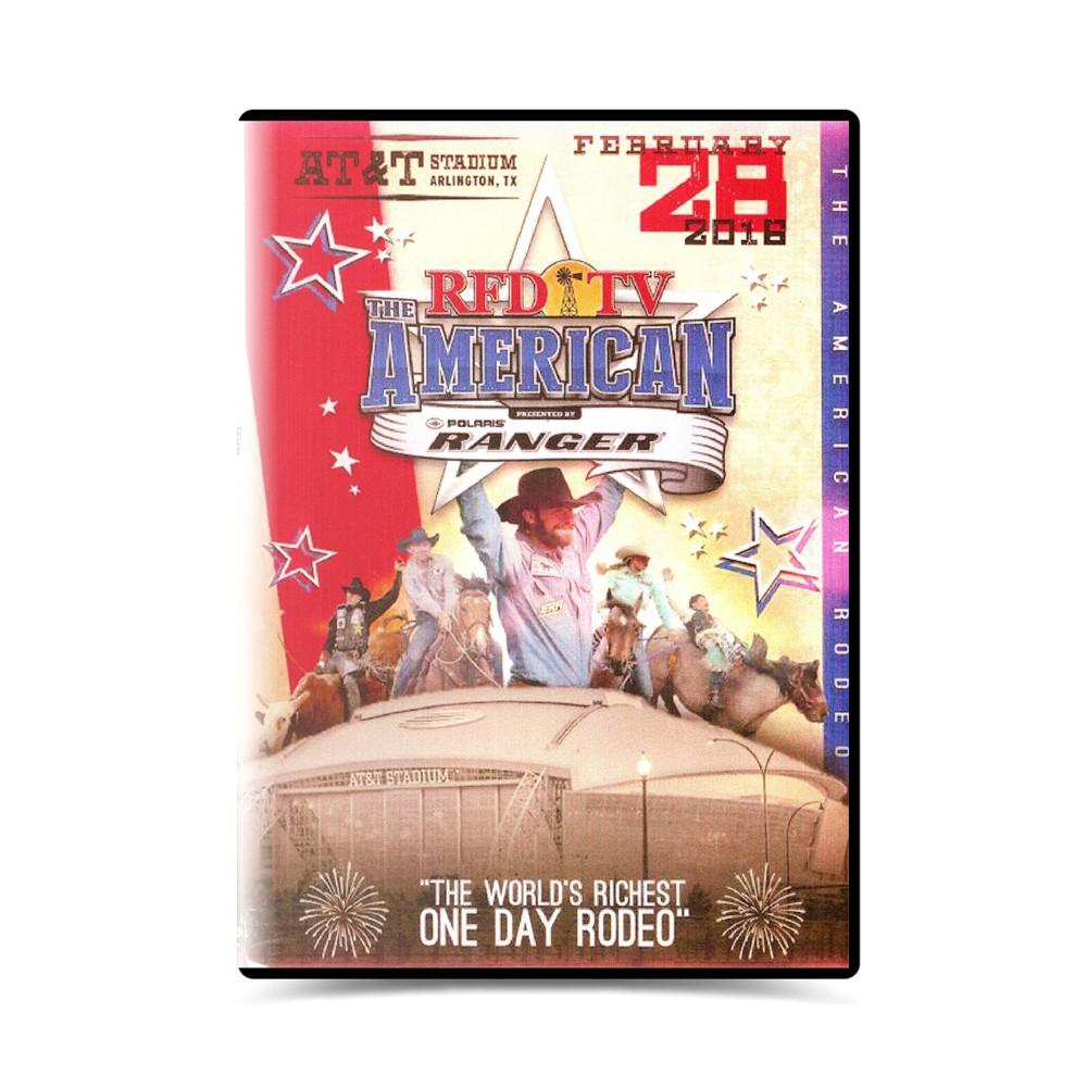 Dvd The American 2016