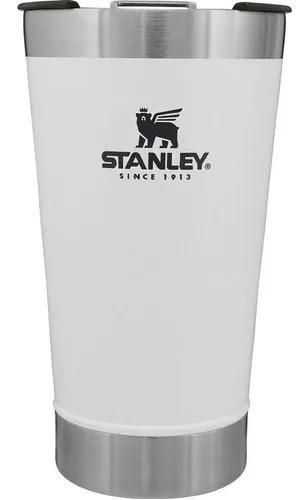 Copo térmico Stanley 473ml com tampa e abridor Branco