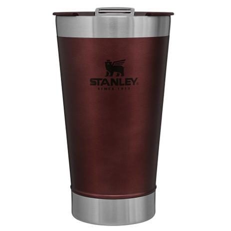 Copo térmico Stanley 473ml com tampa e abridor Vermelho ..