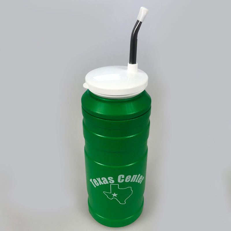 Cuia de plástico térmica Texas Center Tereré
