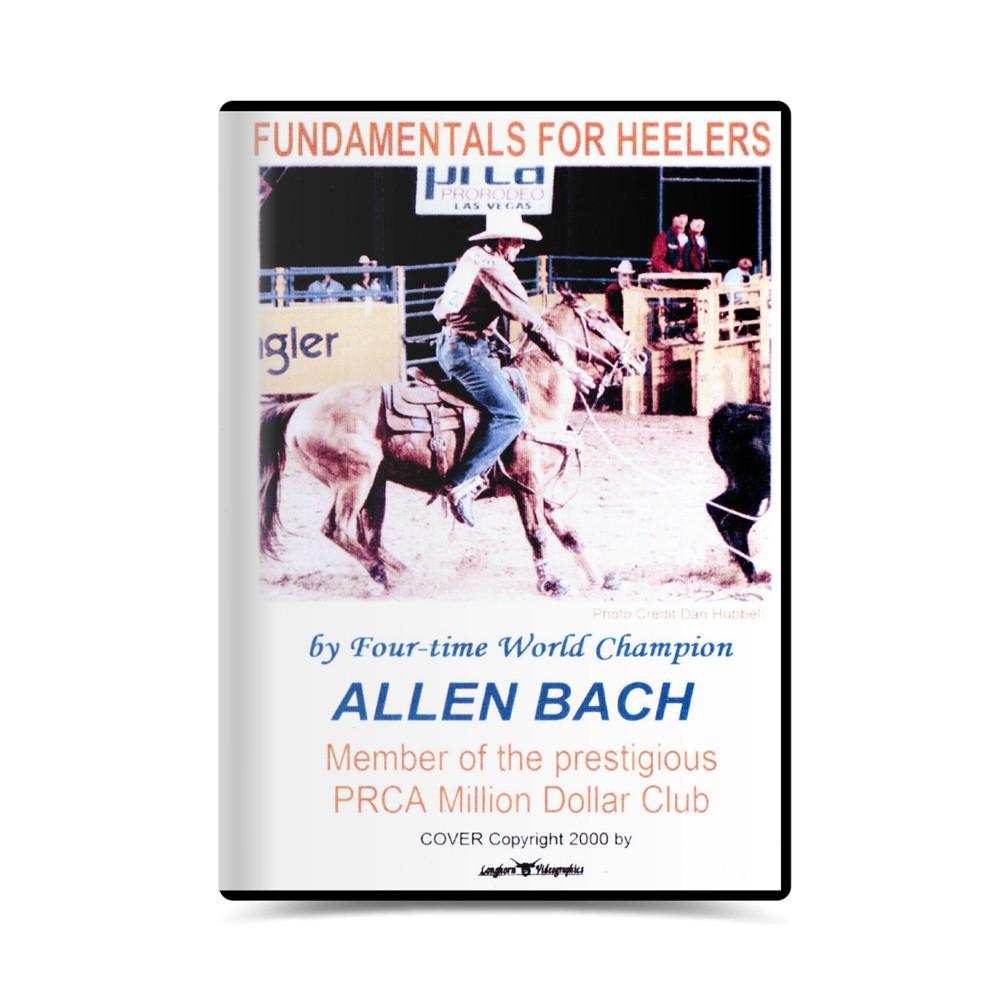 Dvd- Allen Bach fundamentals for heelers.