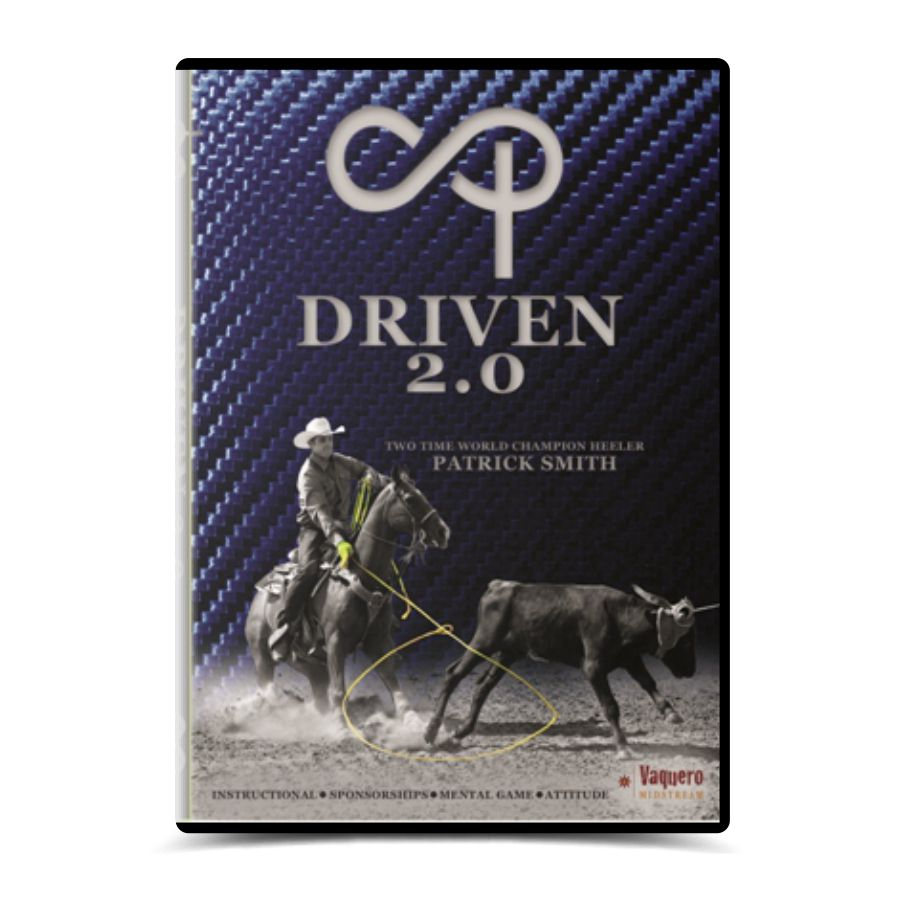 Dvd DRIVEN 2.0 - Patrick Smith