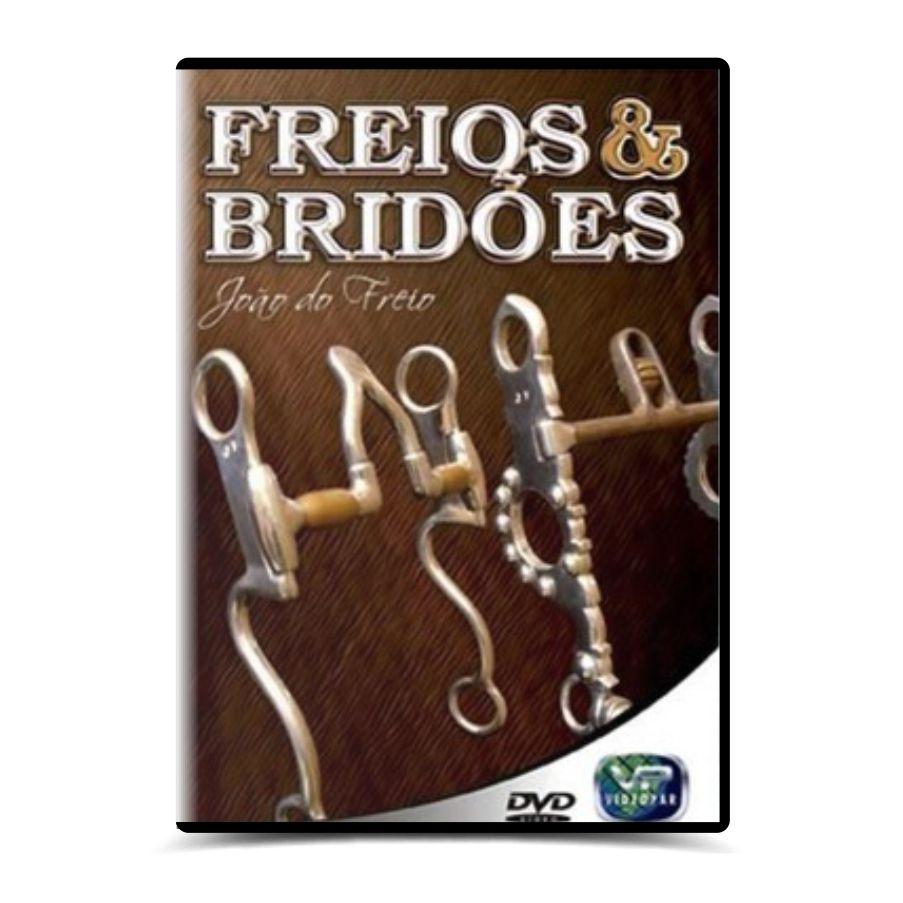 Dvd Freios & Bridões - João Do Freio