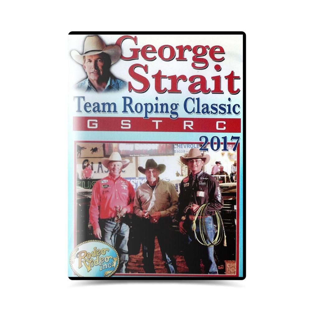 Dvd- George Strait Team roping classic 2017