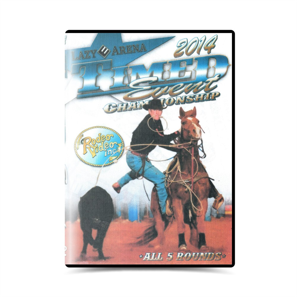 Dvd- Timed Event championship 2014