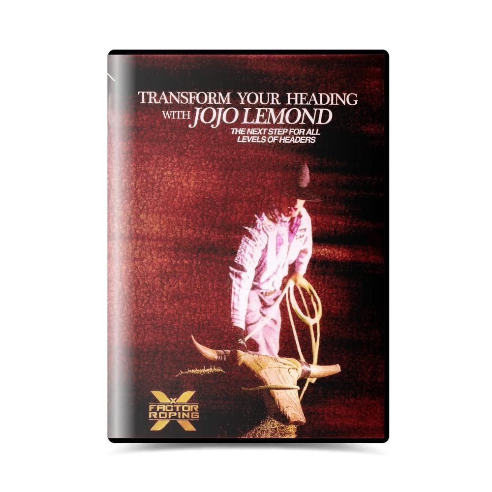 Dvd - Transform your heading with Jojo Lemond