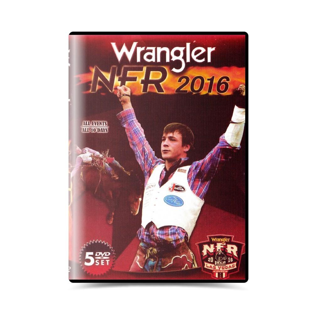 Dvd Wrangler NFR - National Finals Rodeo 2016