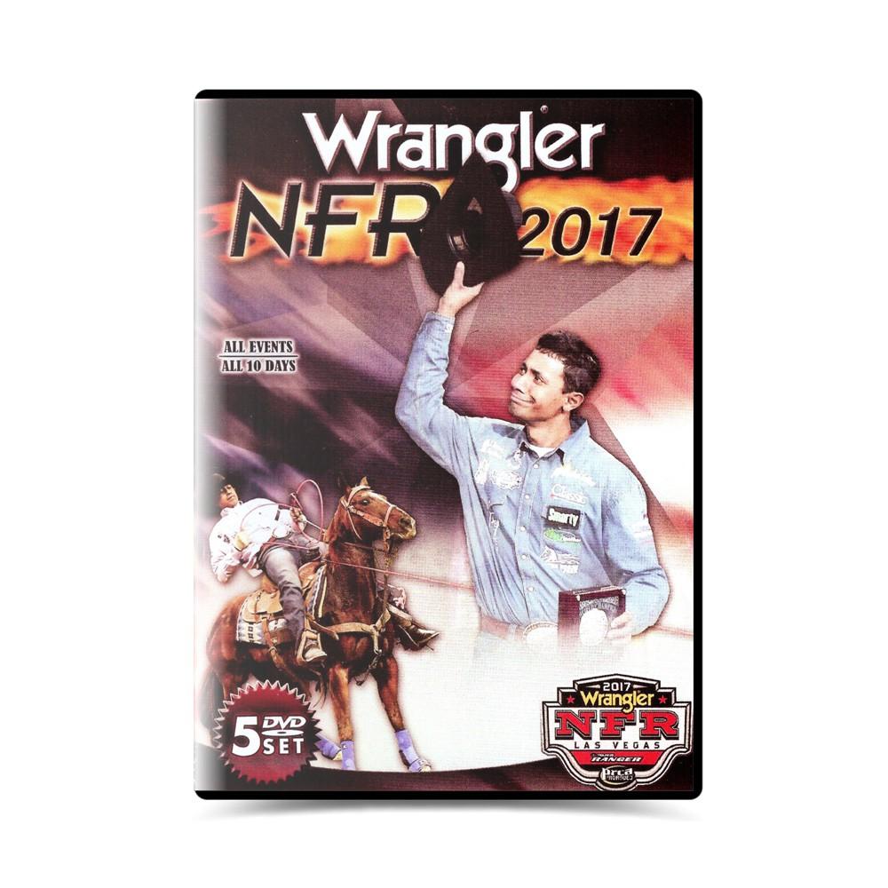 Dvd Wrangler NFR - National Finals Rodeo 2017