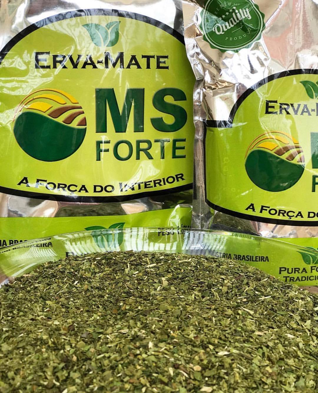 Erva-Mate Tereré MS Forte 1 Kg