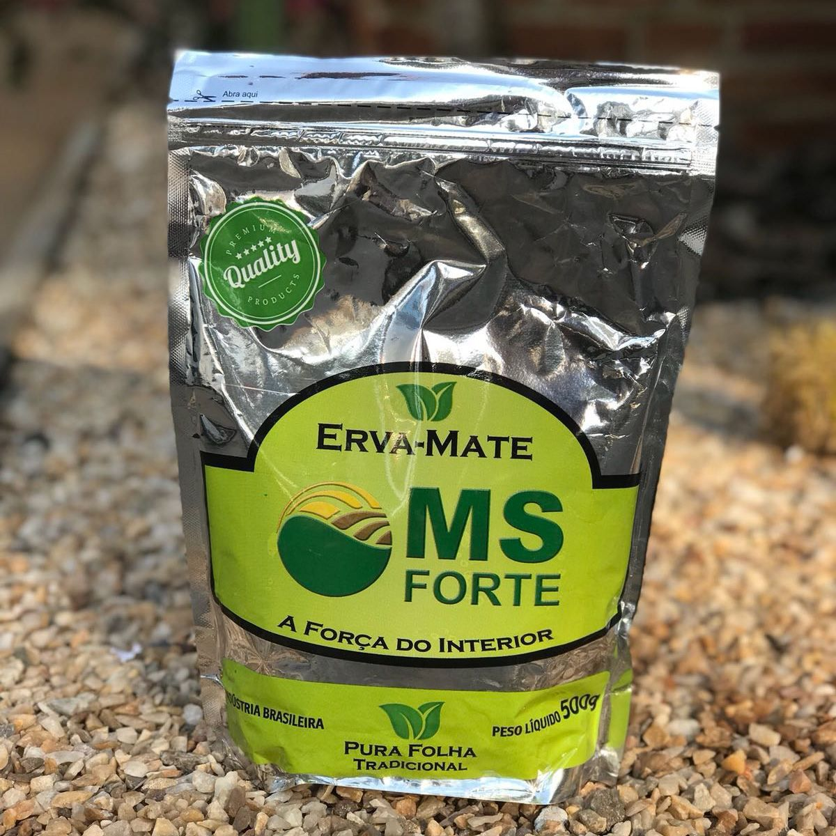 Erva-Mate Tereré MS Forte 500 gramas