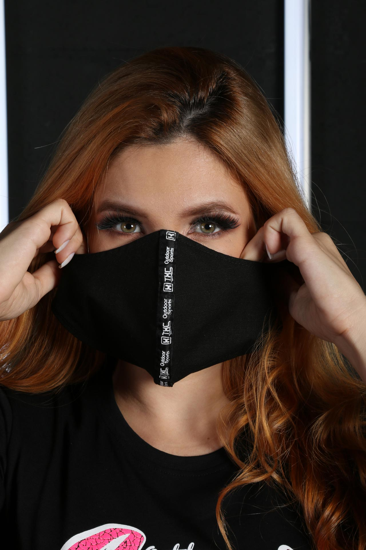 Máscara de Proteção com Elástico MA01