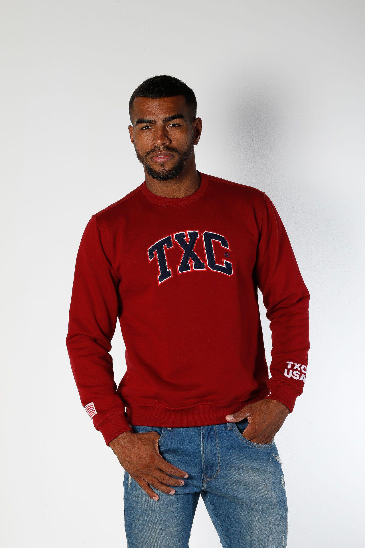 Moletom TXC Brand 3099