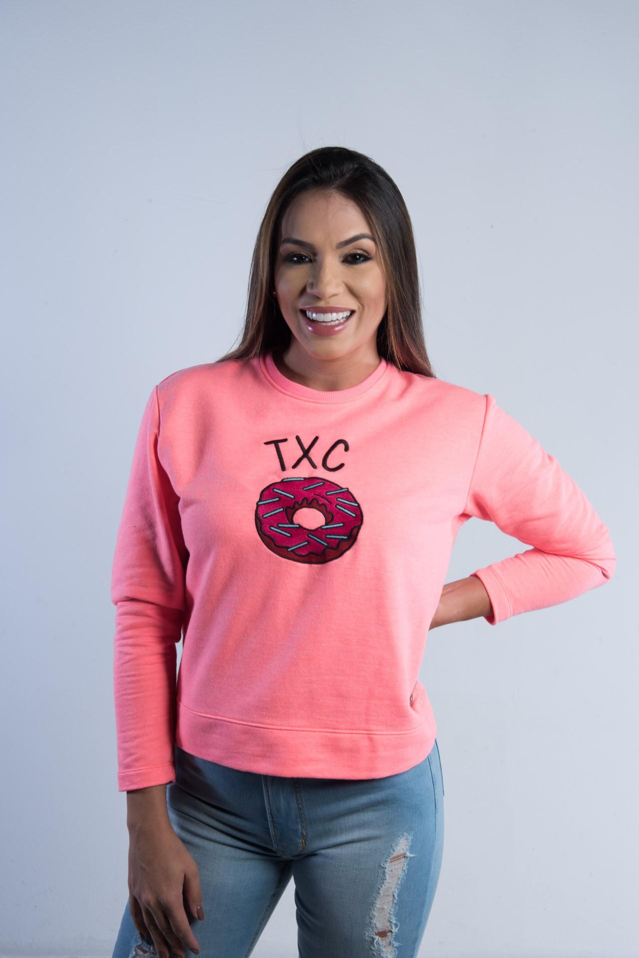 Moletom TXC Brand  9047