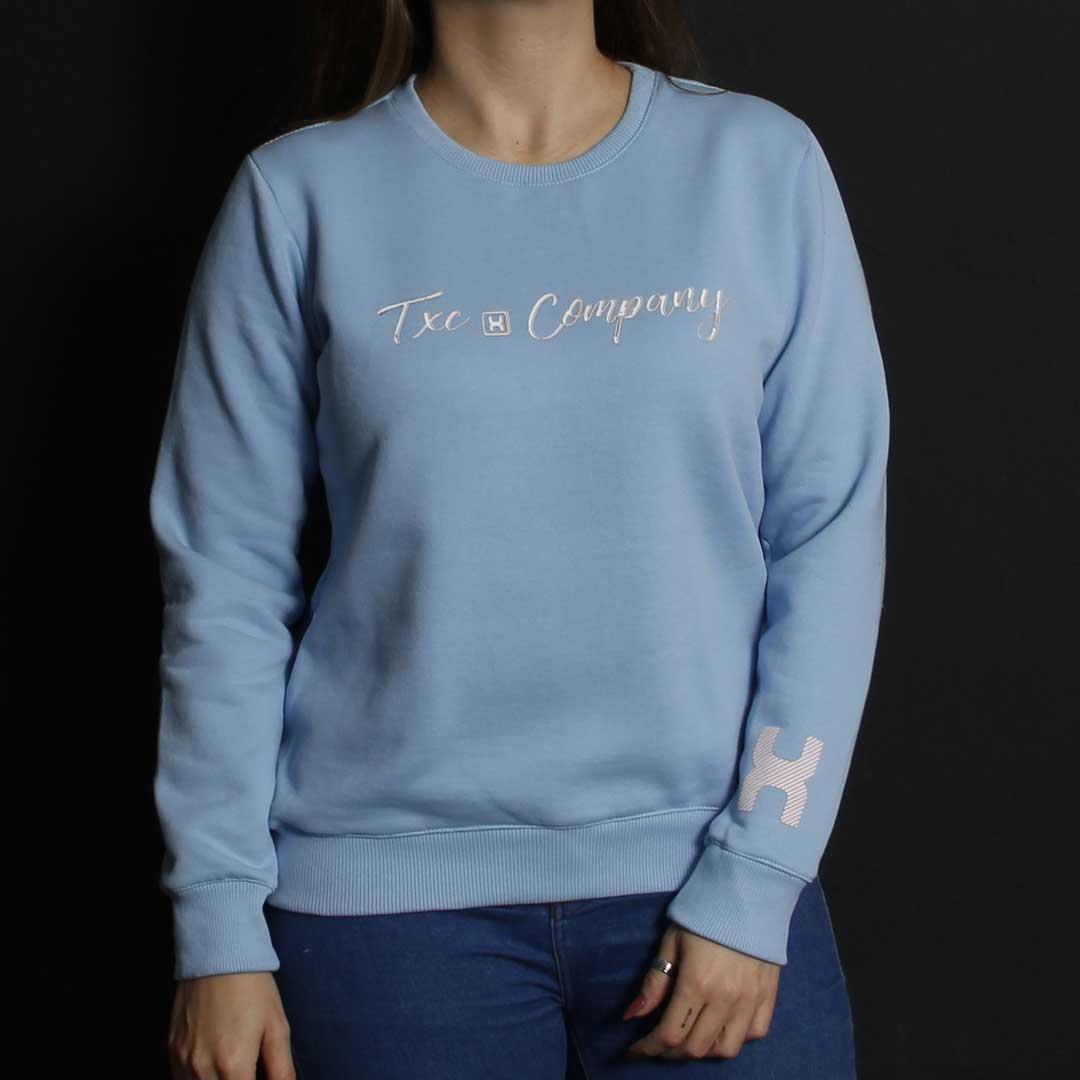 Moletom TXC Brand feminino 9011