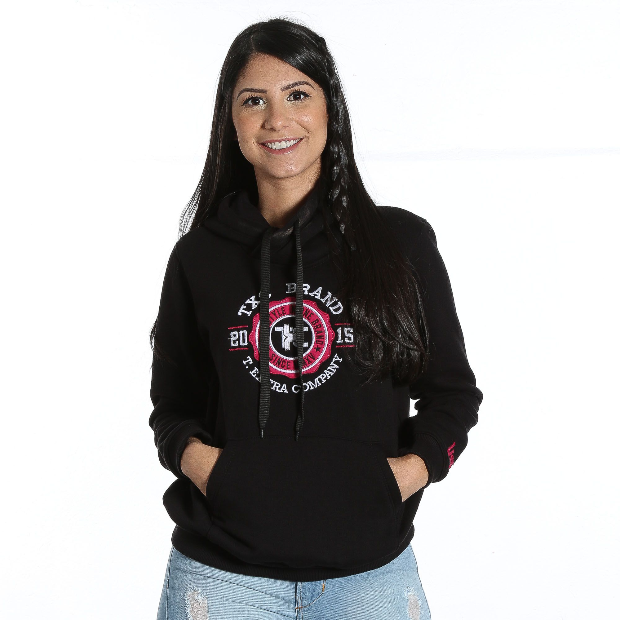 Moletom TXC Brand feminino 9015