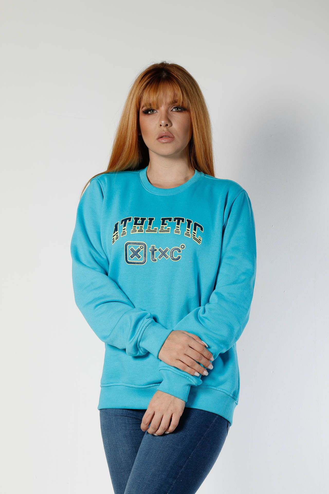 Moletom TXC Brand feminino 9028