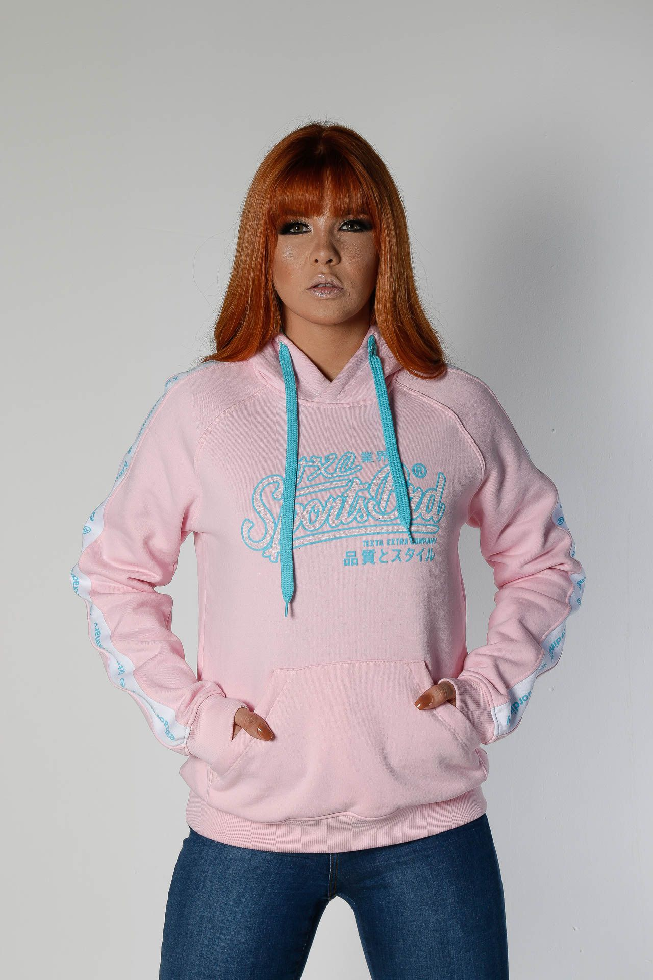 Moletom TXC Brand feminino 9040
