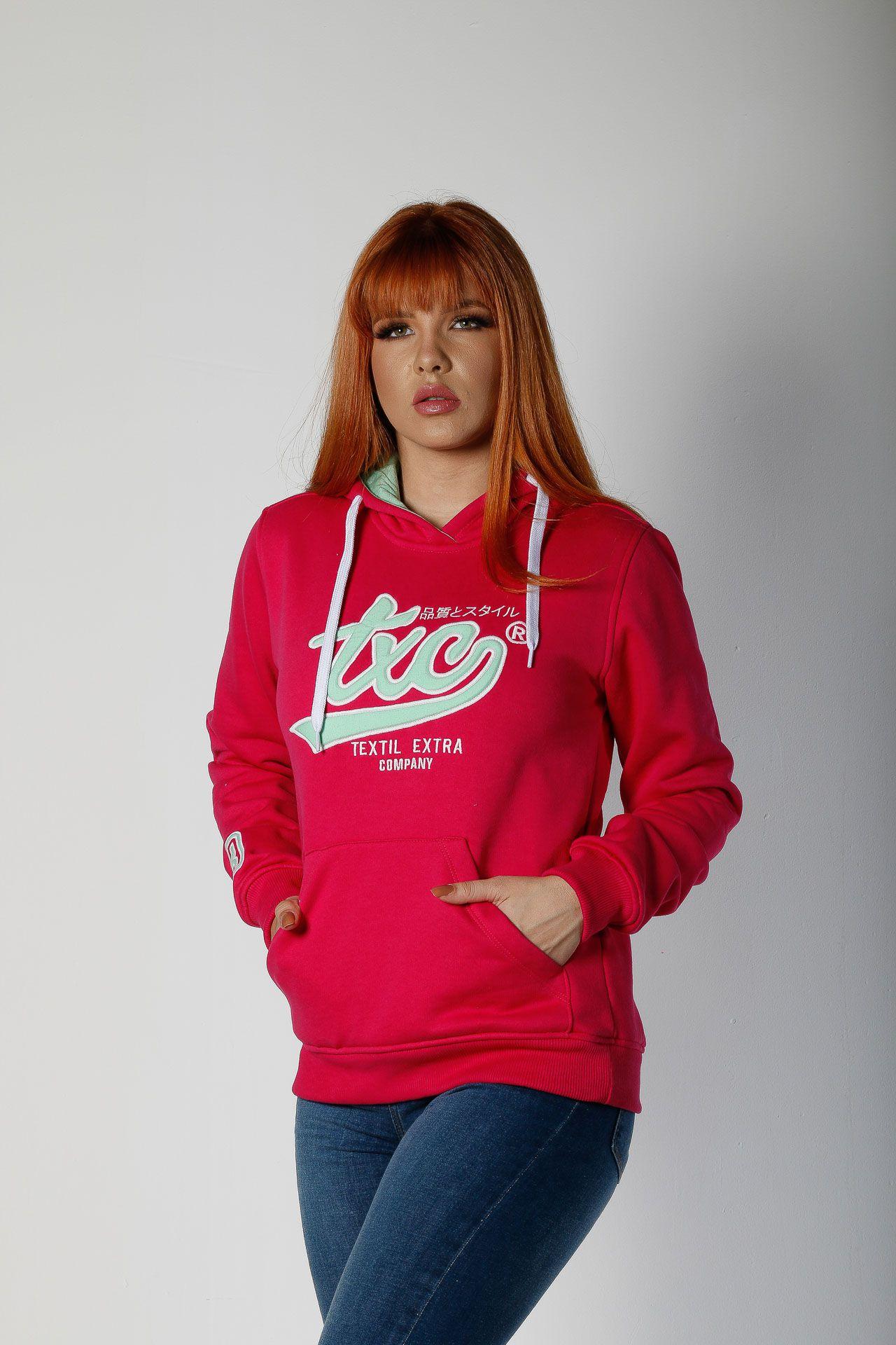 Moletom TXC Brand feminino 9051