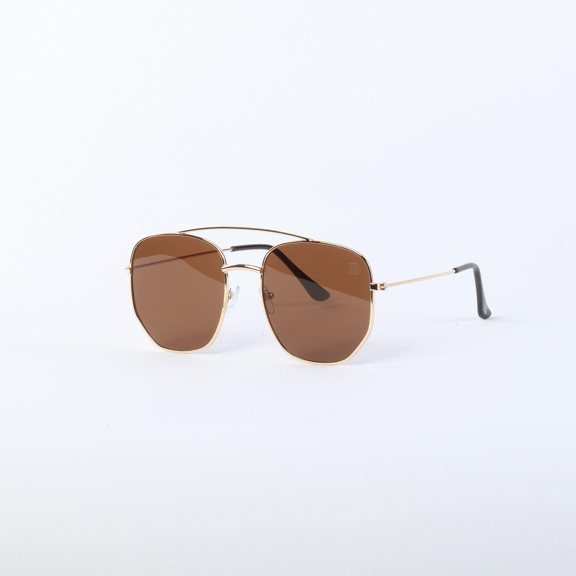 Óculos TXC Brand 5055 Marrom