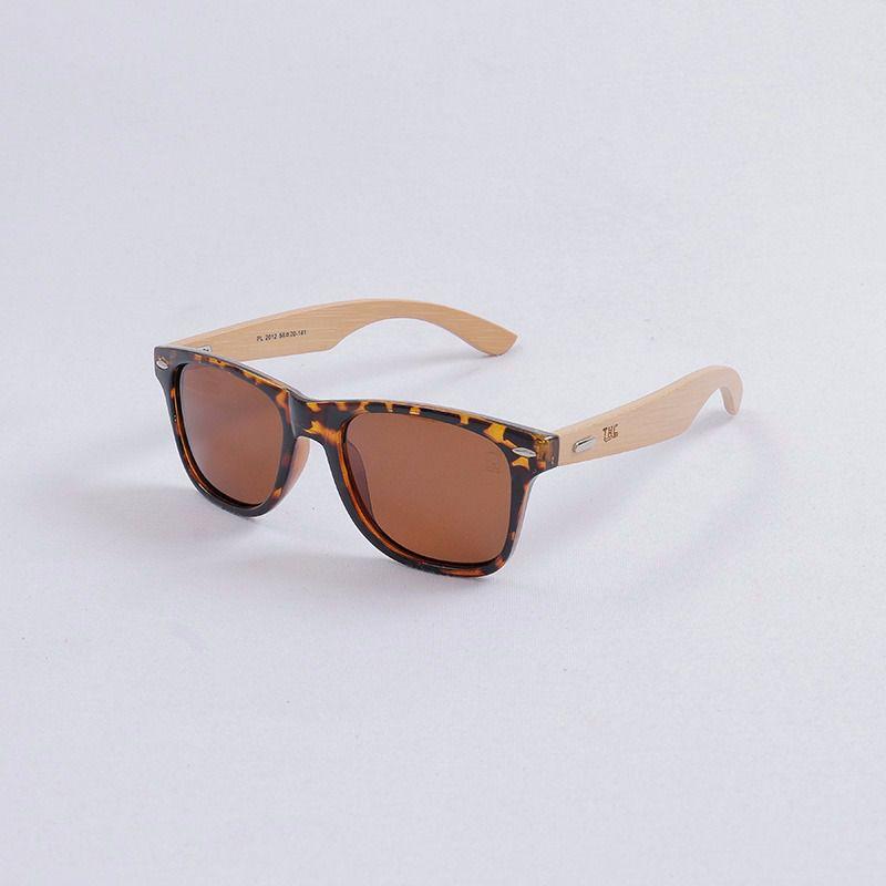 Óculos TXC Brand PL2012 Tigrado