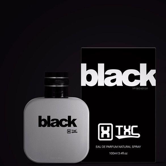 Perfume TXC Brand Black