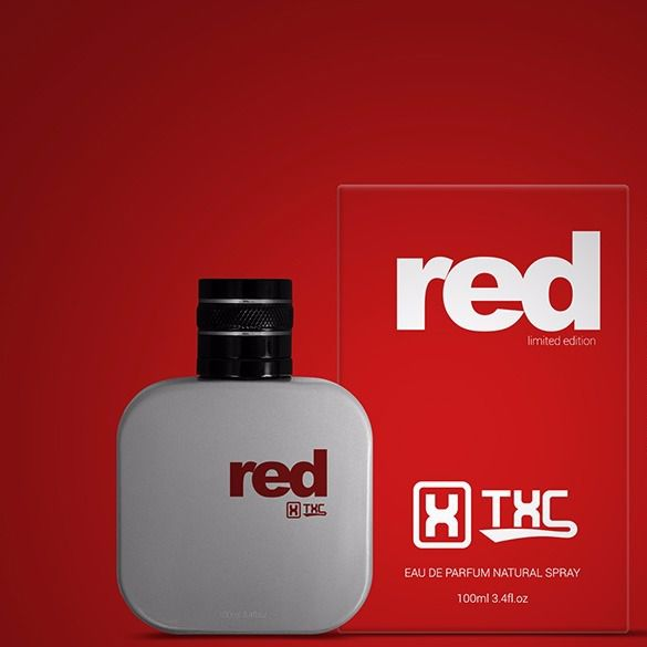 Perfume TXC Brand Red