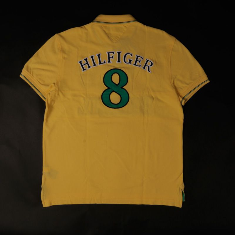 Polo TOMMY HILFINGER am/br
