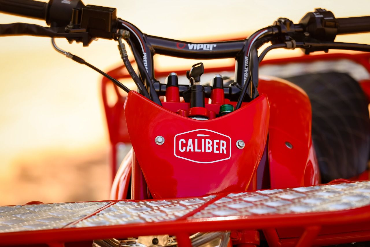Quadriciclo Caliber 300cc