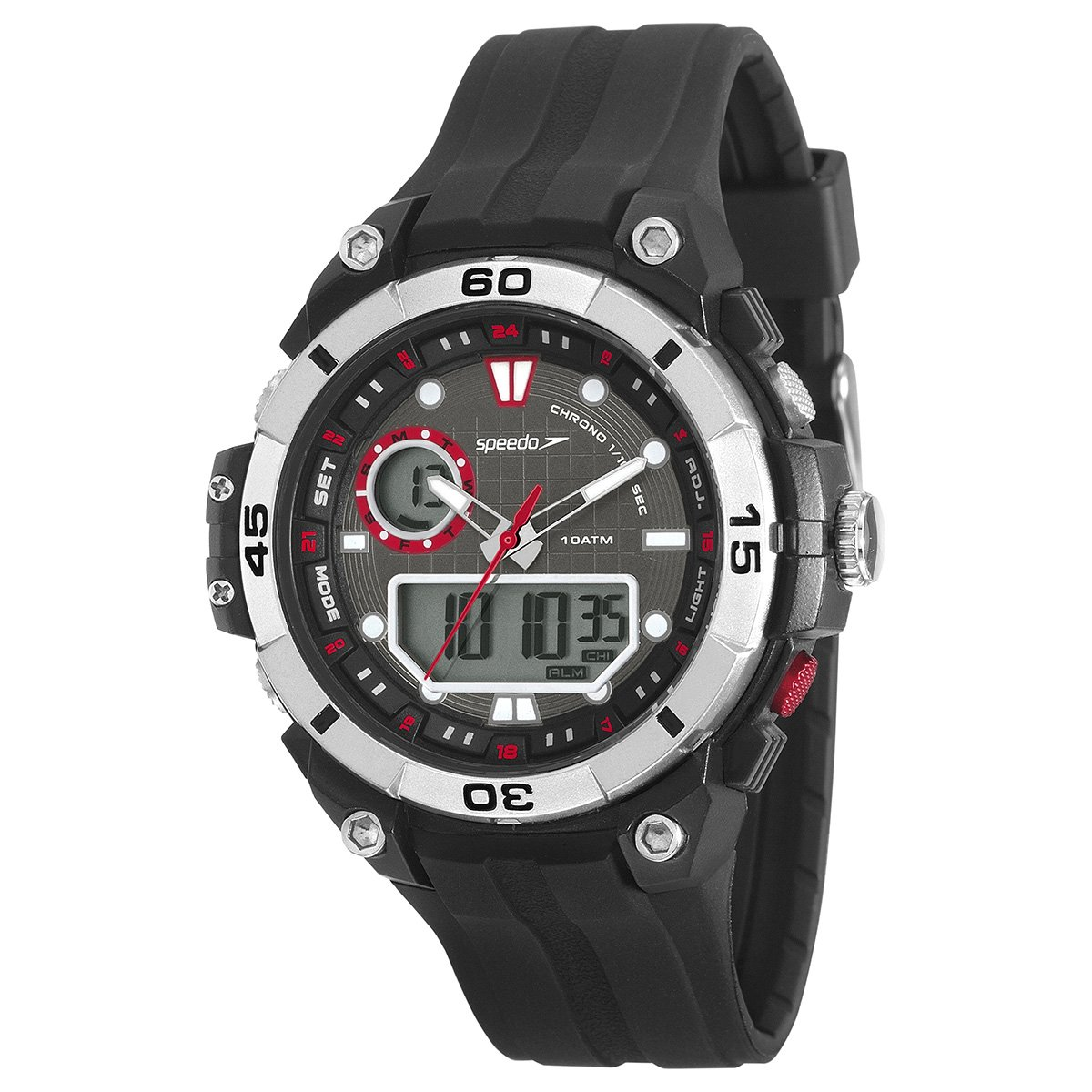 Relógio Speedo Masculino  11006GOEVNP1