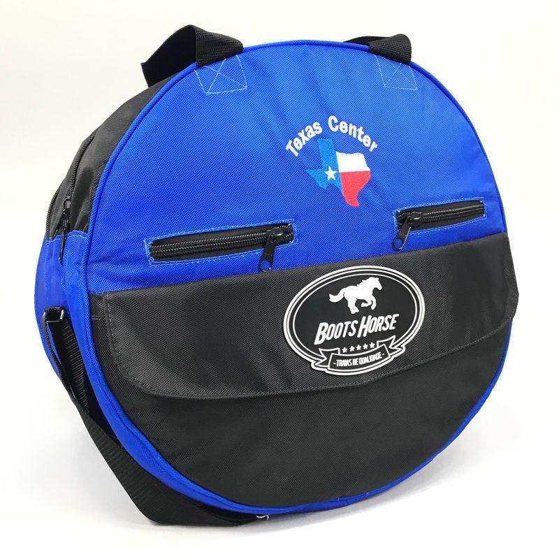 Sacola Para Laço Boots Horse Redonda AZ/PR