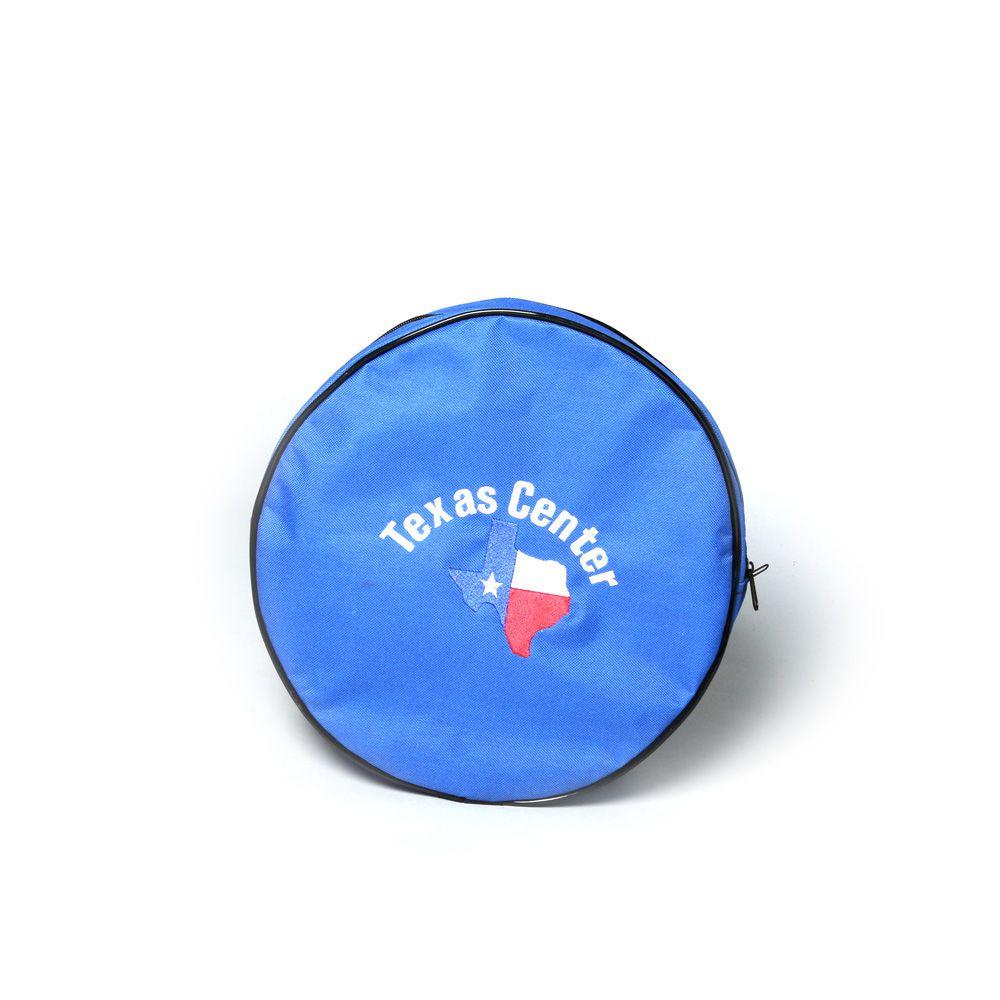 sacola Texas center para laço infantil azul royal