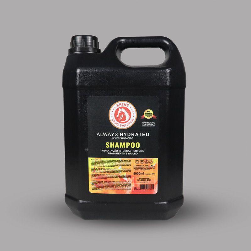 Shampoo Brene Horse Always Hydrated 5 Litros