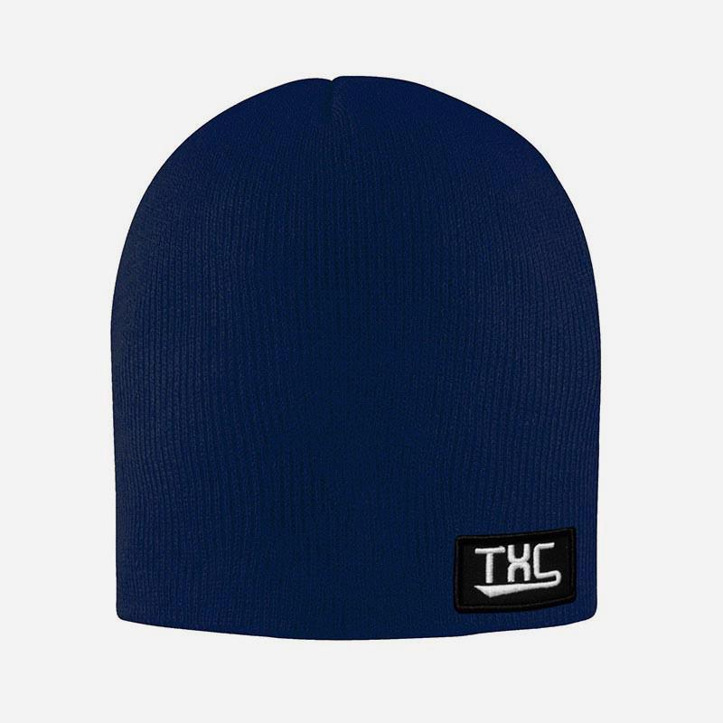 Touca TXC Brand azul marinho T003