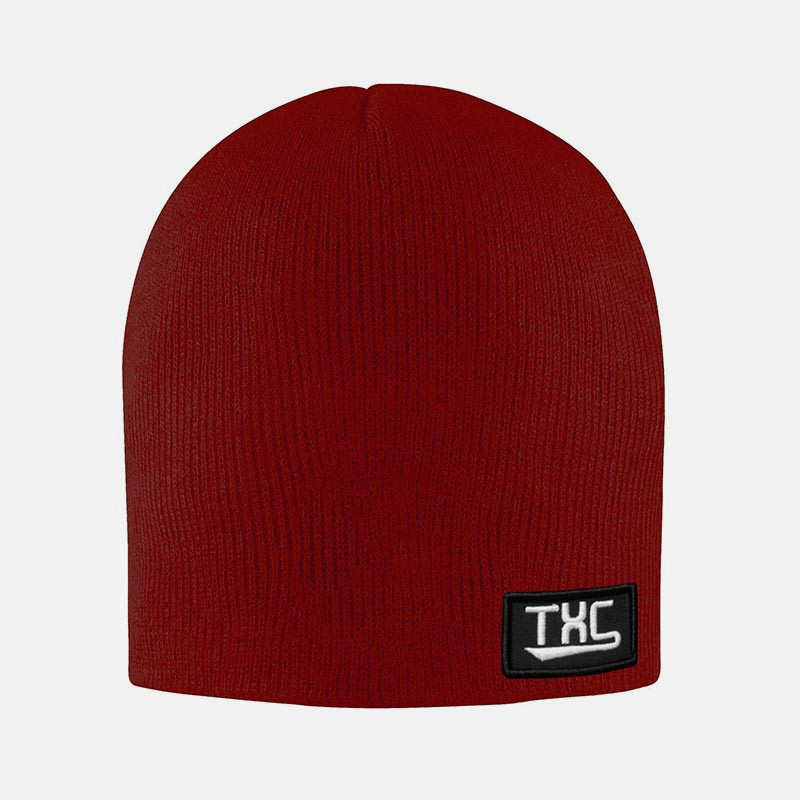 Touca TXC Brand vermelha T001