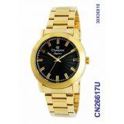 Relógio Champion Feminino Dourado Elegance CN26617U 5f48ab4ab3