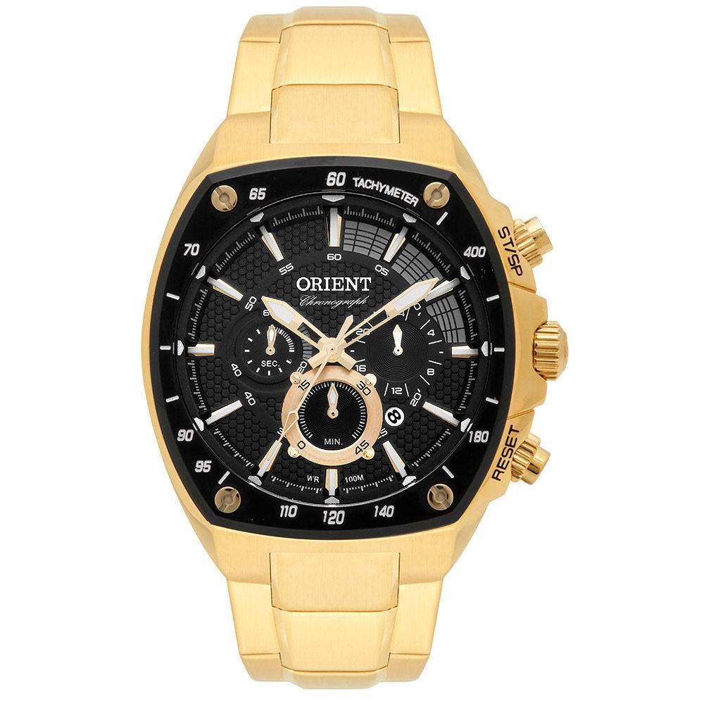 64626e4a0ca Relógio Orient cronógrafo analógico masculino mgssc021a P1KX - Hosana Time