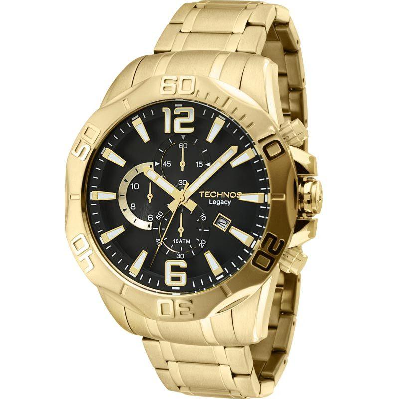 9950107f770 Relógio Technos Masculino Legacy Sport Os1aap 4p - Hosana Time