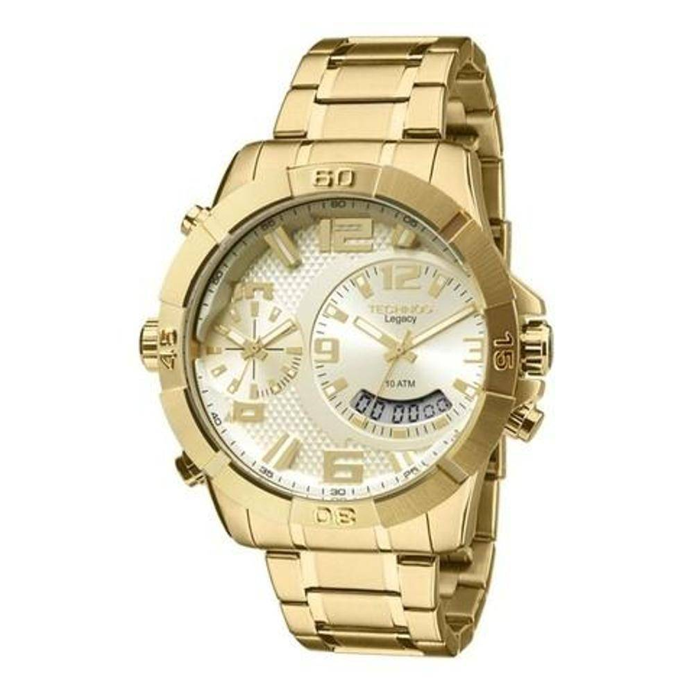 57a825bb9eb Relógio Technos Masculino Legacy Sport T205fi 4x - Hosana Time