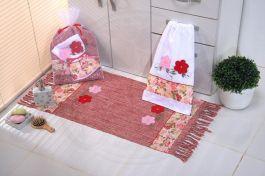 Kit de Lavabo Red Garden