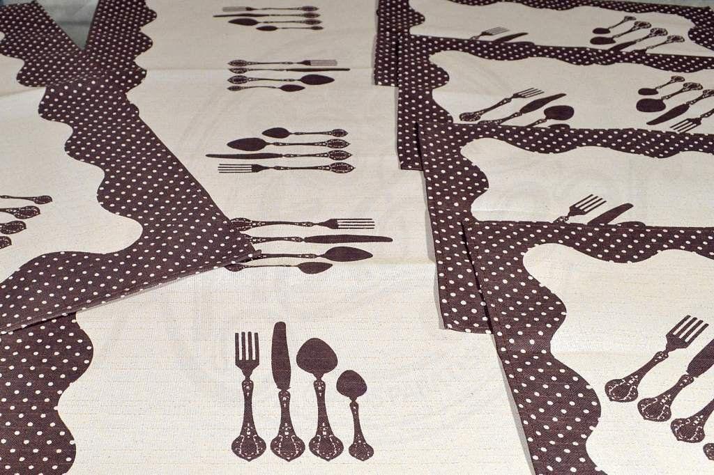 kit de Cozinha 6 Peças -  Nina