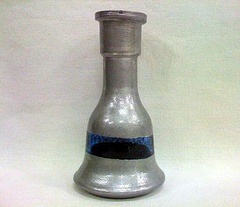 Base de vidro básico para Narguile Médio -cod.99-  SALDÃO DE OFERTA