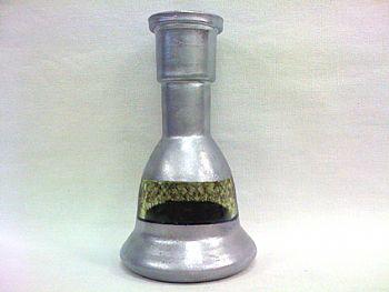 Base de vidro básico para Narguile Médio -cod.96- SALDÃO DE OFERTA